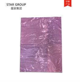 粉色防静电垃圾袋  电子废品包装 防爆车间用垃圾袋