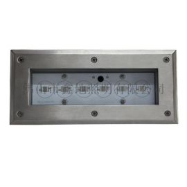 厂家直销LED埋地灯外壳压铸铝埋地灯外壳