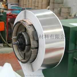 西安镍钛航空高磁导率铁镍合金软磁合金1J79带材