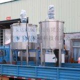 大型不锈钢搅拌罐 化工液体 胶水搅拌机 加热搅拌桶