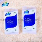 独立装清洁润肤湿巾 湿纸巾订制
