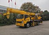 十吨汽车吊配置 国六东风12吨吊车