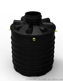 PE净化槽_小型一体化生活污水处理设备