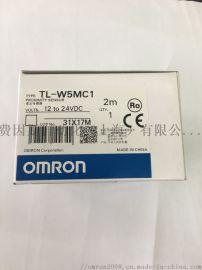 欧姆龙 TL-W5MC1 方形接近开关