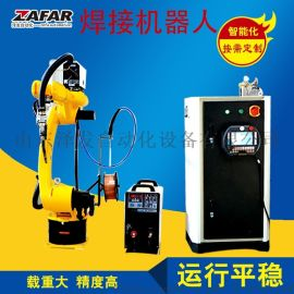 六轴自动焊接机器人代替人工