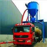 矿粉卸船气力抽料机 水泥清库装车机 负压抽灰机