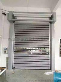 武汉市 水泥厂房涡轮硬质快速门生产安装厂家直销