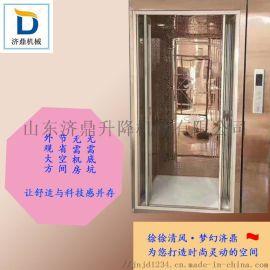 在家设计无障碍观光电梯