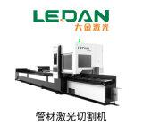 大金激光DFCP-6000W全自动上料激光切管机