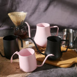 咖啡專用手衝壺304不鏽鋼長嘴壺定製廠家直銷