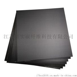 碳纤维板500*500平纹哑光/亮光大量现货