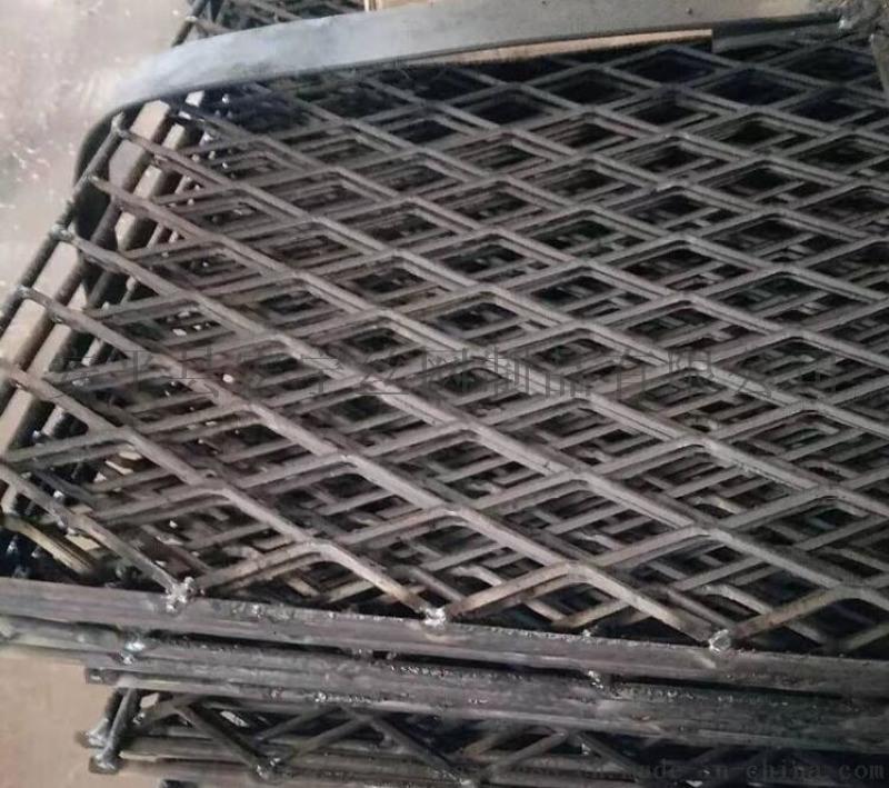 包边钢笆网 建筑脚手架踏板