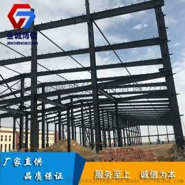 新疆Q355B钢结构多少钱 新疆网架钢结构