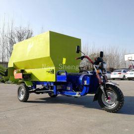 撒料车 简单实用电动撒料车