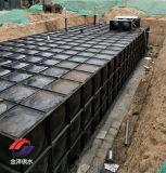 地埋箱泵一體化消防增壓給水泵站符合消防設施標準