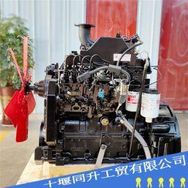 美国康明斯发动机 B3.3发动机总成