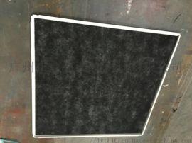 T型龙骨明架铝天花600*600欧佰工装铝天花板