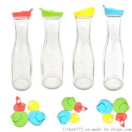 饮料瓶果汁壶1000ml巴西奶瓶