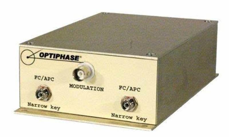 PZ3中范围光纤相位调制器,Optiphase