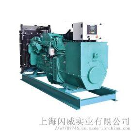 柴油发电机120KW纯铜无刷电机
