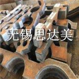 Q345C钢板下料,厚板加工,钢板零割
