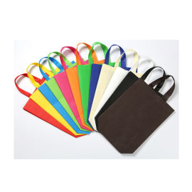 无纺布袋定制 覆膜折叠手提袋 广告创意袋子定做印logo