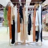 上海一線品牌折扣女裝設計谷高貴大氣春夏裝一手貨源