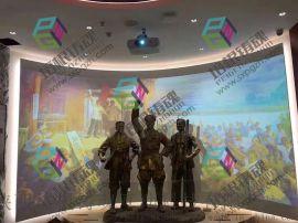 數位化互動多媒體VR聲光電黨建展廳