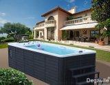 戴高乐无边际泳池DGL5823,小泳池游泳距离不再受限
