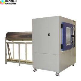 噴淋環境檢測設備 全自動IPX7浸水淋雨試驗箱