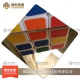 云南拉丝不锈钢板厂家供应拉丝镜面喷砂不锈钢彩色板
