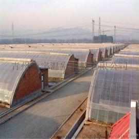 新型日光温室大棚建设小型日光大棚建设