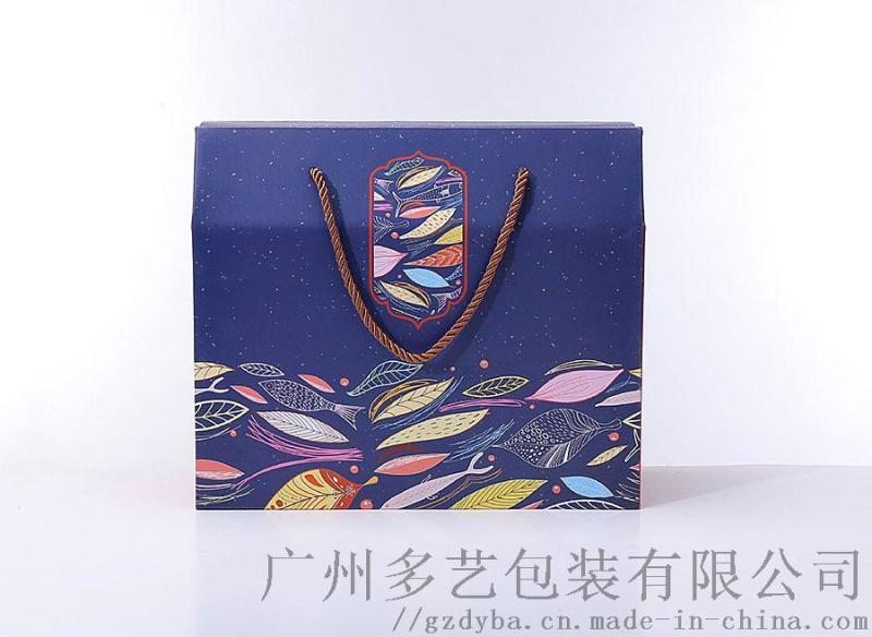 广州包装盒厂家定制生产提升销售的农副产品礼品包装盒