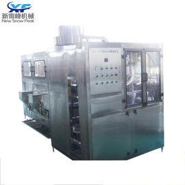 五加仑灌装机 全自动液体灌装机 桶装纯净水生产线