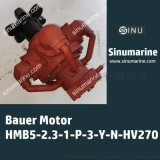 Deck Motor HMB5-2.3開艙油馬達
