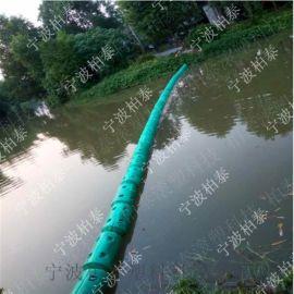 环绕海洋水面拦污洁面垃圾浮筒