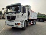 出口陕汽290马力F2000自卸卡车