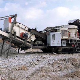大型建筑垃圾破碎设备高产高收谁人不爱?Z93