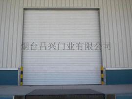 烟台工业厂房钢质抗风卷帘门