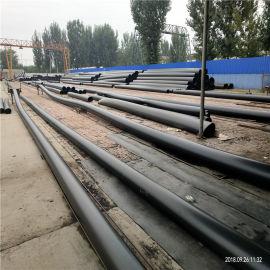 南阳 鑫龙日升 聚氨酯钢塑复合保温DN60/76直埋式热水保温管