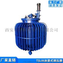 调压范围0-500V 400KVA油浸式感应调压器