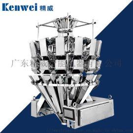 广东热卖长条物料定量称重包装机械饼干蜡烛计量分装机