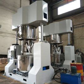 结构胶混合搅拌机 双行星混合搅拌机 高粘度混合机