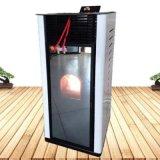 100平飯店用小型顆粒取暖爐 家用生物質採暖爐顆粒爐