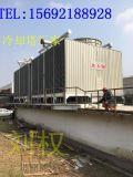上海冷却塔厂家直供圆形300T玻璃钢逆流冷却塔