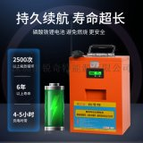 源头厂家电动车锂电池60V