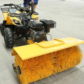 小区广场路面扫雪神器 五星小型多功能扫雪车 捷克
