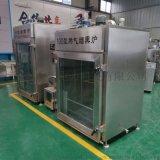马肉马肠烟熏风干150型设备厂家销售