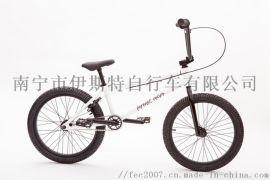 20寸運動越野高碳鋼小輪車表演車