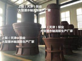 井筒式安装1200QZ潜水轴流泵